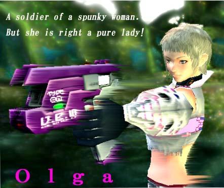 Olgaさん
